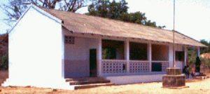 Schule (nachher: renoviert)