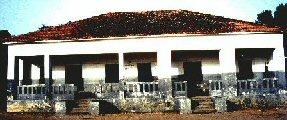 Krankenstation (vorher)